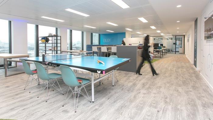 IT公司办公室装修设计